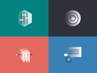 Altvia Icons