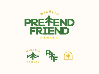 Pretend Friend Logo