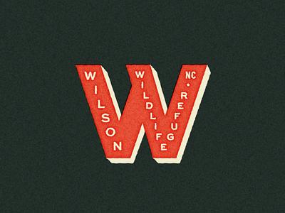 Wildlife Dub badge graphic design typography graphic logo branding design