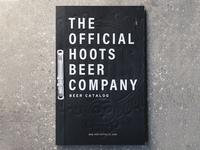 Hoots Beer Catalog