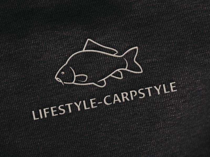 Lifestyle-Carpstyle Logo Redesign fish carpstyle lifestyle carp redesign logo pelc iva