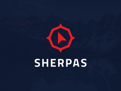 Dobrý web ➤ Sherpas Redesign