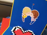 Valentine popup card big1