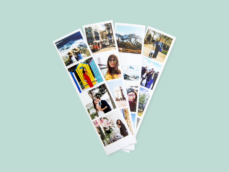 ID Magnets Design strips magnetic fridge photo products product design magnets cheerz