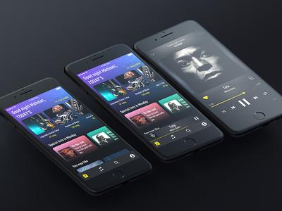 Black's Music App