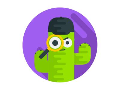 Sherlock Cactus