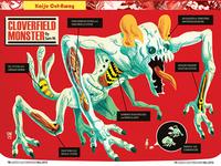 Cloverfield Monster Cut-Away