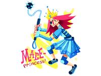 Mace Princess