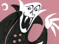 Inktober Nosferatu