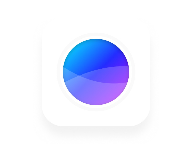 IA Icon | hecho en figma. ios color figma design app icon