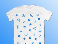 Icon shirt large