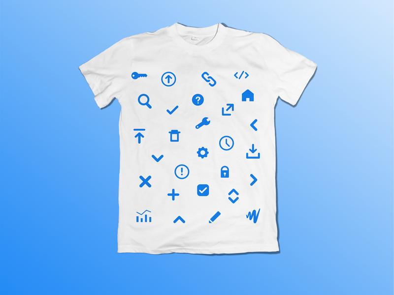 JW Dashboard icon shirt