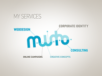 PPT / My services