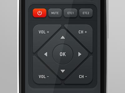 Smart Remote ux ui mobile samsung android app remote control tv galaxy s4