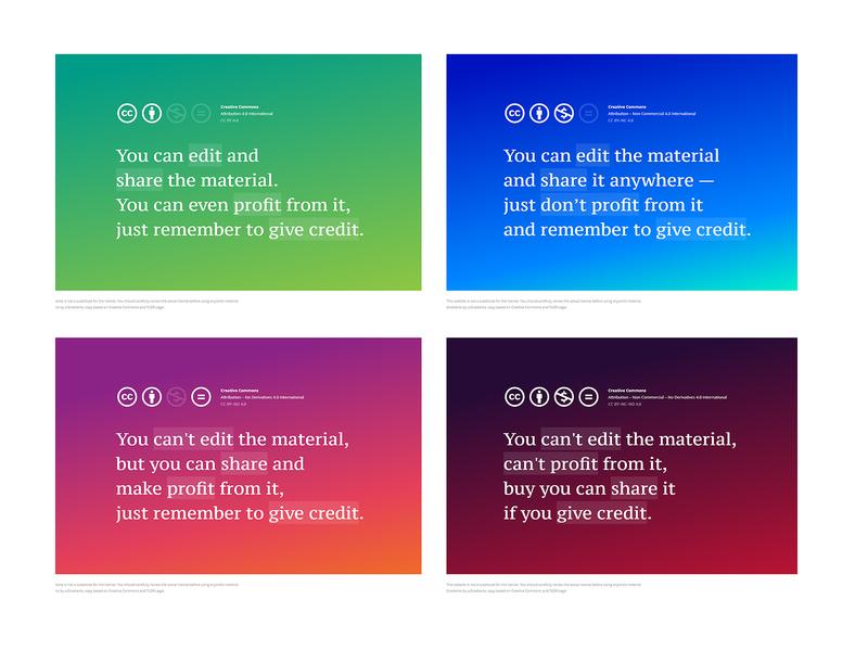 Creative Commons prototype legal creative commons