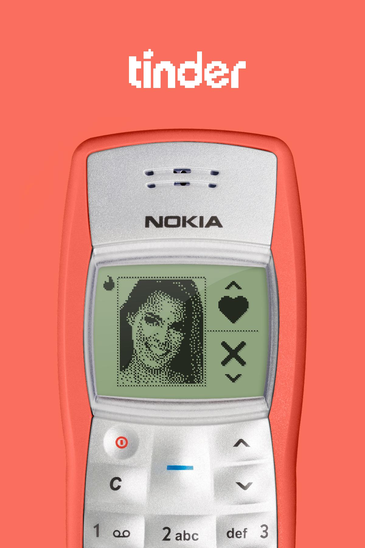 Nokia Tinder
