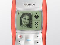 Nokia1100 + Tinder