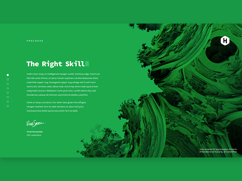 HackerRank's 2018 Developer Skill Report report developers community hackerrank