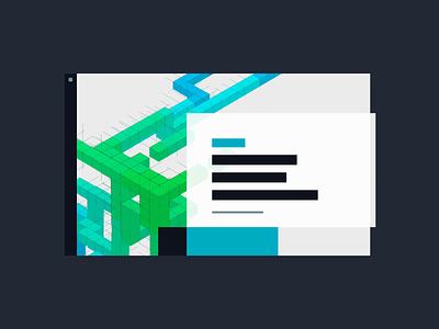 HackerRank / CodeArt illustration code developer branding animation codeart concept code generated art codepen