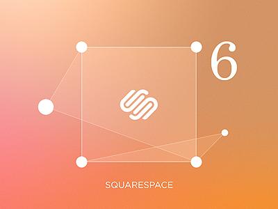 Squarespace 6 / Summer six square squarespace6