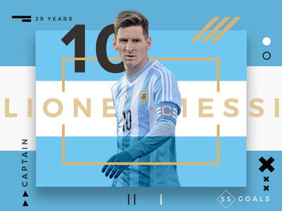 Lionel Messi 55 goals white blanco celeste futbol soccer argentina 10 lionel messi