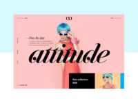 Fashion slider #1