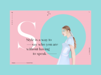 Style slider #1