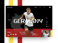 Russia World Cup - Alemania (Group F)