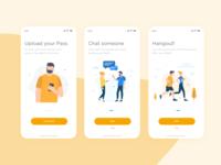 Flight & chat app #1