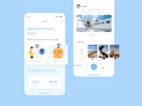 Flight & chat app #2