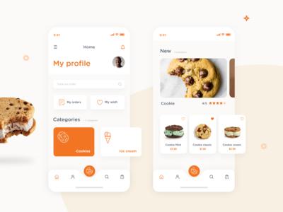 Cookies app #2
