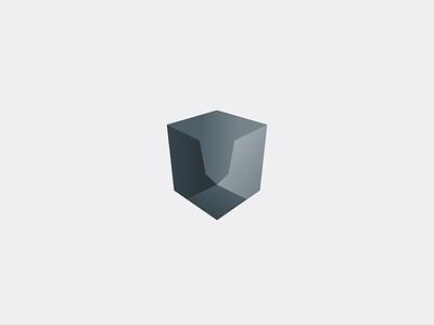 Lion modern shield cat lion gradient vector illustration simple minimal identity branding logo