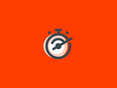Stopwatch Icon time cycling racing race formula 1 formula1 f1 clock stopwatch icons icon ux ui simple minimal identity branding logo