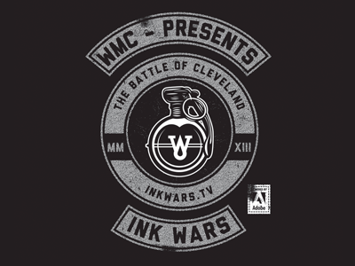 INKWARS - The Battle of Cleveland 2013