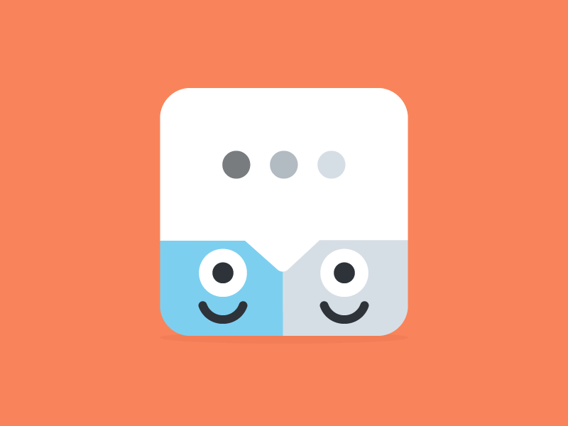 ChitChat by Mat Helme on Dribbble