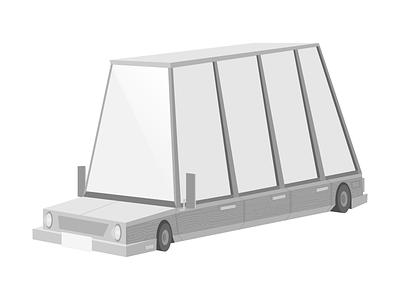 Six door woody monochromatic automobile vehicle vintage wagon car