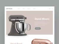 Artisan - Stand Mixers
