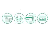 OmbuShop Icons