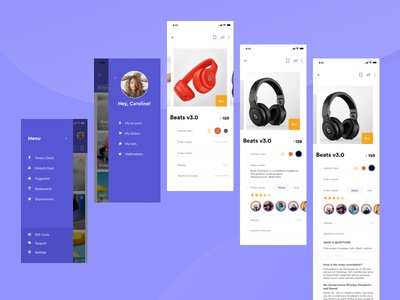 Amazon App Redesign app redesign mobile amazon app oregon portland redesign amazon