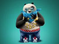 Pimp Panda Po