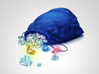Bag of Diamonds
