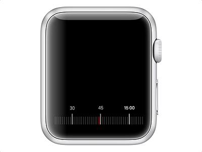Timeline Watch Face apple watch watch face smart watch