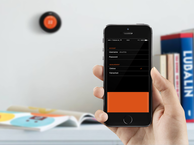 20degrees For Nest Menu menu app material ui android ios nest