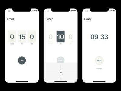 Timer (#14) timer dailyui