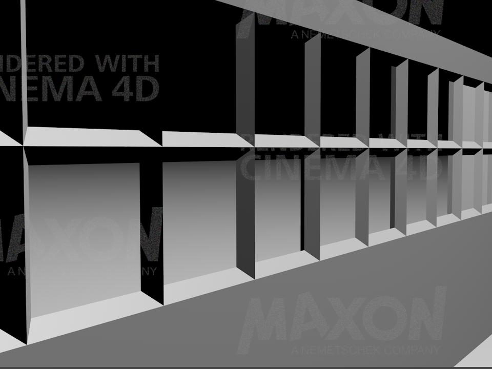 Window (2/100) - 100 days of 3D design cinema4d 3d