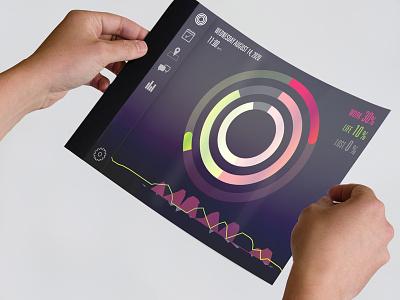 Nim-buhl App Concept ui ux concept development