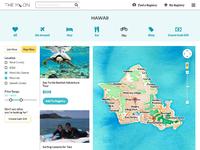 Hawaii page   map