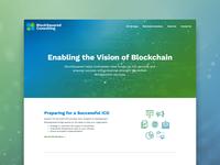 BlockSquared Consulting Website