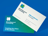 BlockSquared Business Card