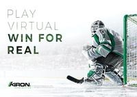 Ice Hockey Advertisement